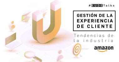 """Foto de - """"Experiencia de cliente: gestión de la CX y tendencias de la industria"""" – Amazon"""